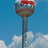 Mud Cats Water Tower