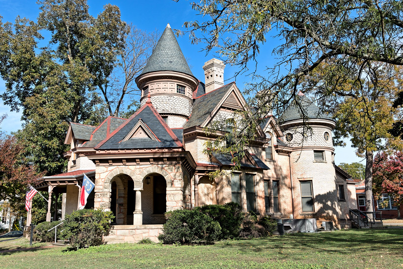 Capeheart Crocker House