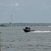 Brunswick County Sheriff's Boat