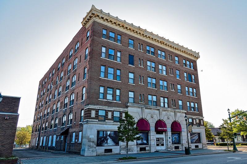 Wilson's Cherry Hotel Building