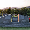 Heaviest Twins Largest Granite Tombstone