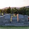 Heaviest Twins Largest Granite Tombstone
