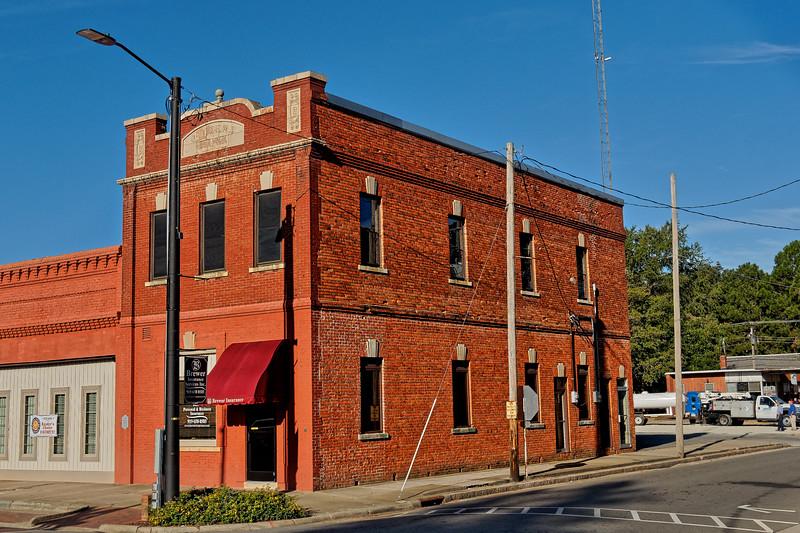 Citizen's Bank Building, Mount Olive