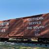 Southern Box Car