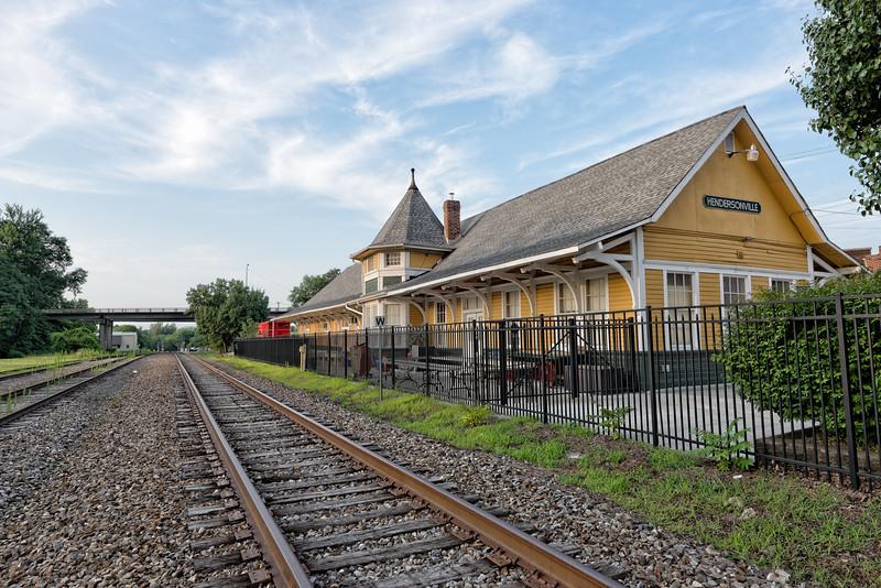 Hendersonville Depot