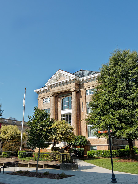 Former Gaston County Courthouse