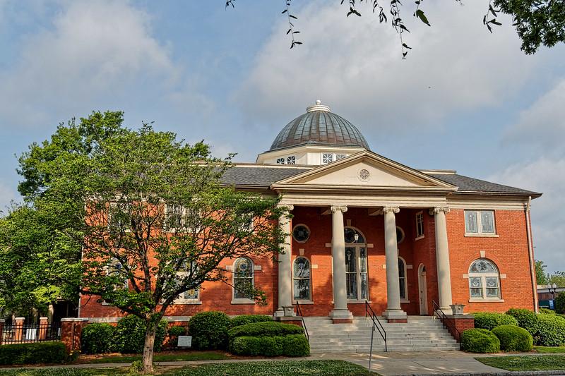 Smithfield's Centenary Methodist Church