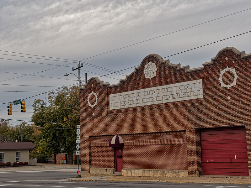 Old Bowen Motor Company Building