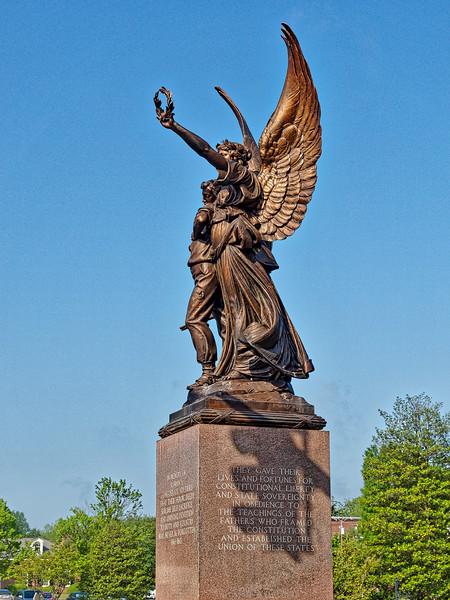 Fame Confederate Monument