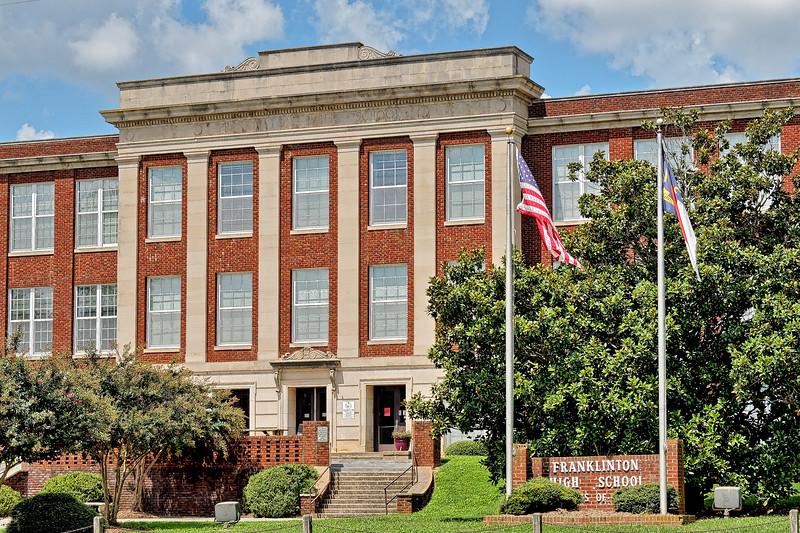 Franklinton High School 1924-2011