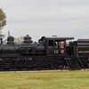 Sanford North Carolina Old Locomotive