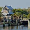 Bald Head Island Boat Ramp