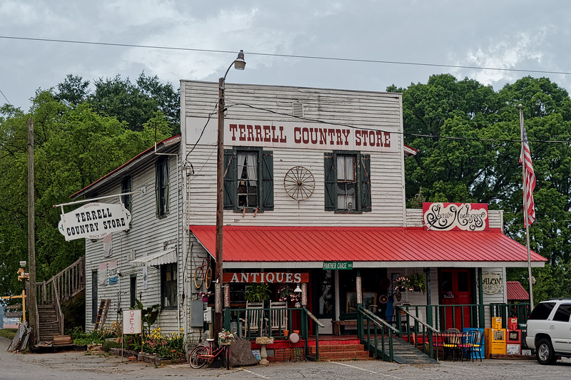 1891 Terrell Country Store