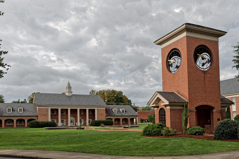 Brevard College, North Carolina, Campus