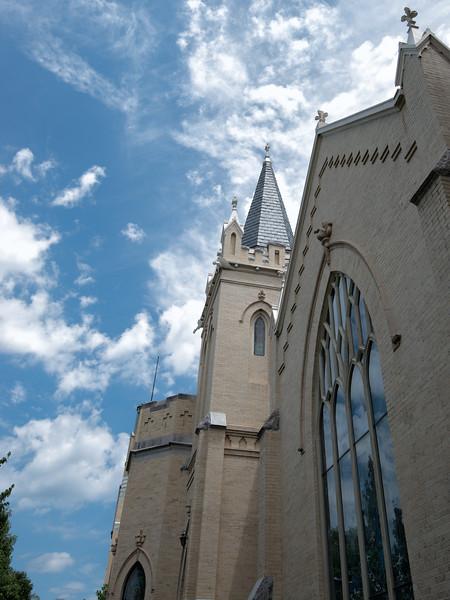 First Baptist Church, Shelby