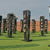 Community Columns at North Carolina Veterans Park