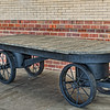 Salisbury Railway Baggage Cart