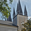 St. John's Episcopal Church's Steeples