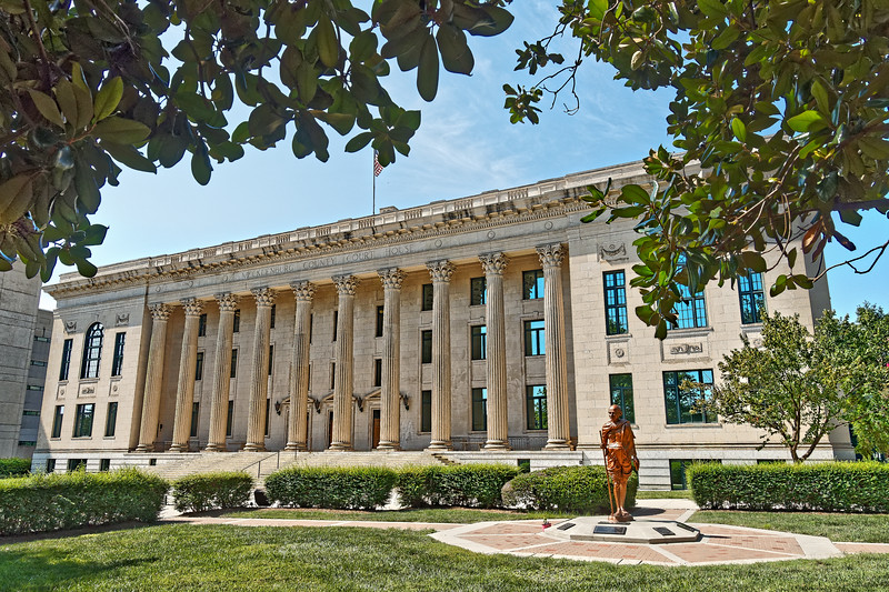 Mecklenburg County Courthouse