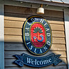 Bald Head Island Welcome Sign