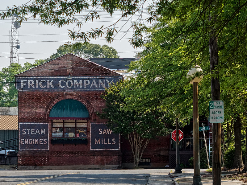 Frick Company Steam Engines and Saw Mills