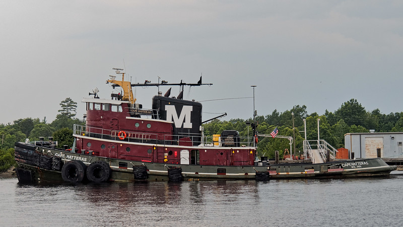Cape Hatteras Tugboat