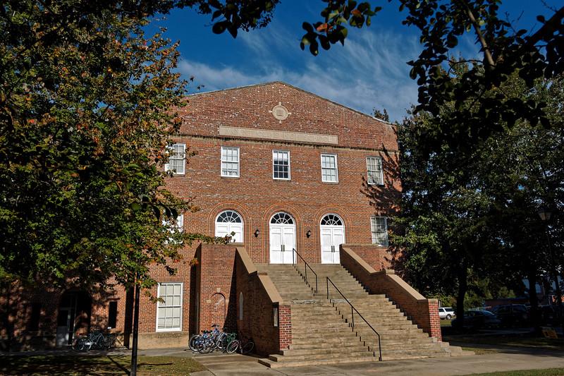 Former Mount Olive High School