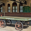 Southern Railway Baggage Cart
