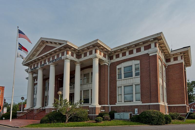 Columbus County North Carolina Courthouse