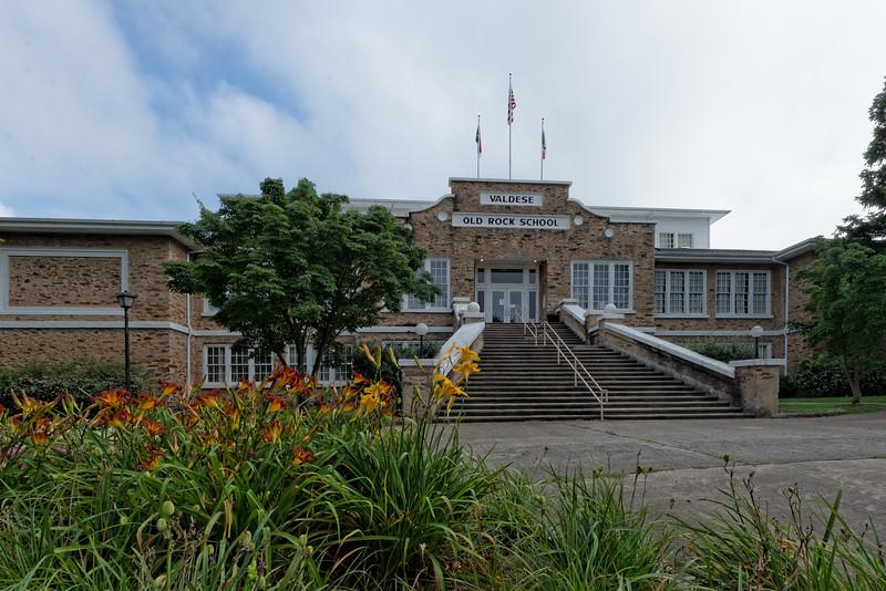 Old Rock School, Valdese