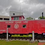 Atlantic Coast Line Caboose