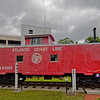 Atlantic Coast Line Caboose