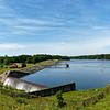 Dam and Oak Hollow Lake