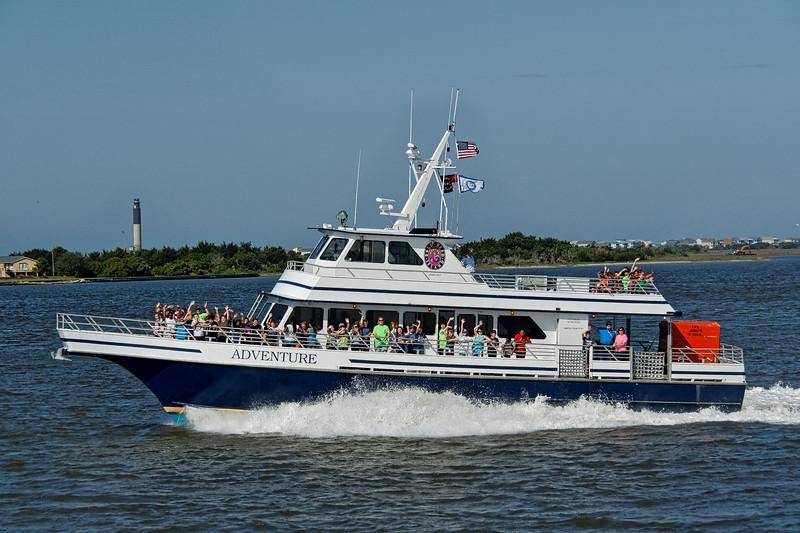 Ferry, Adventure