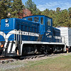 Beaufort & Morehead Diesel Locomotive