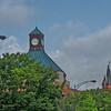 Salisbury's  Skyline Steeples
