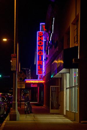 North Hollywood at Night