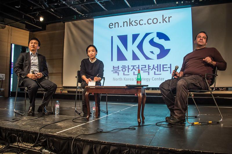 North Korean Defectors