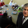 Beverly:<br /> Jim Dunne, CEO, Northeast Senior Health, poses at Spectrum Adult Day Health Program. <br /> Photo by Ken Yuszkus/Salem News, Thursday, March 4, 2010.