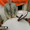 Beverly High School band directory Ray Novack.