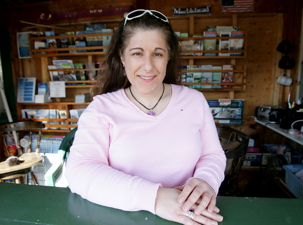 Ann Marie Casey for NS 100 Photo by Deborah Parker/March 18, 2010
