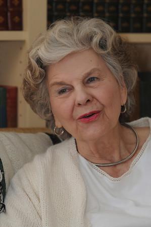 Hamilton:<br /> Joanne Patton at her home.<br /> Photo by Ken Yuszkus/Salem News March 9, 2010.