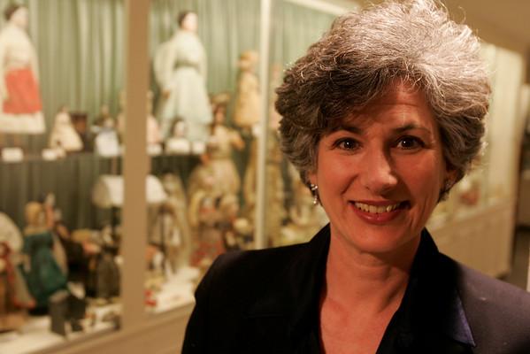 Lindsay Diehl executive director at the Wenham Museum.