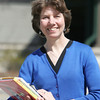 Jan Dempsey Library director - NS 100<br /> Photo by Deborah Parker/March 18 ,2010