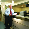 Robert Norton, President and CEO of North Shore Medical Center in Salem. Photographed for North Shore 100 top 5 profile.