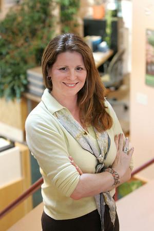 Wendi Goldsmith, fouder/CEO Bioengineering Group<br />  North Shore 100 Photo by Deborah Parker/March 19, 2010
