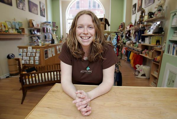 Jennie Cudmore, Crunchy Granola Baby - NS 100 PHoto by Deborah Parker/March 17, 2010