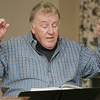 Paul Madore, who founded the Paul Madore Chorale more than 40 years ago.<br /> phot by deborah parker/march 23, 2010