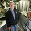 Rob Martin, president, Mercury Brewing Company.
