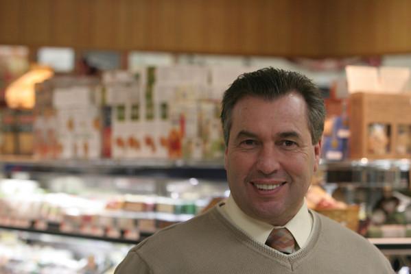 Henry's Market owner John Keohane